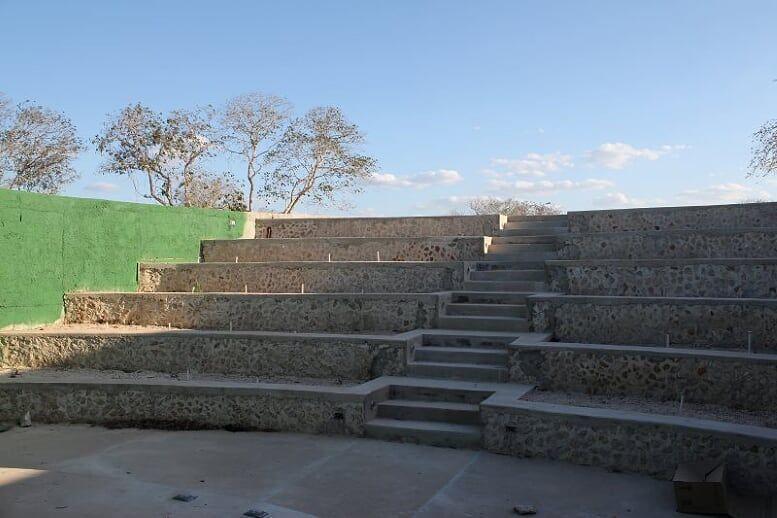 3 de 23: Anfiteatro (Área Social)