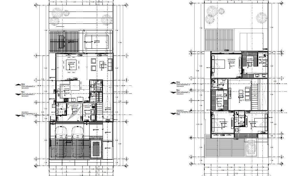 15 de 22: Plano Arquitectónico