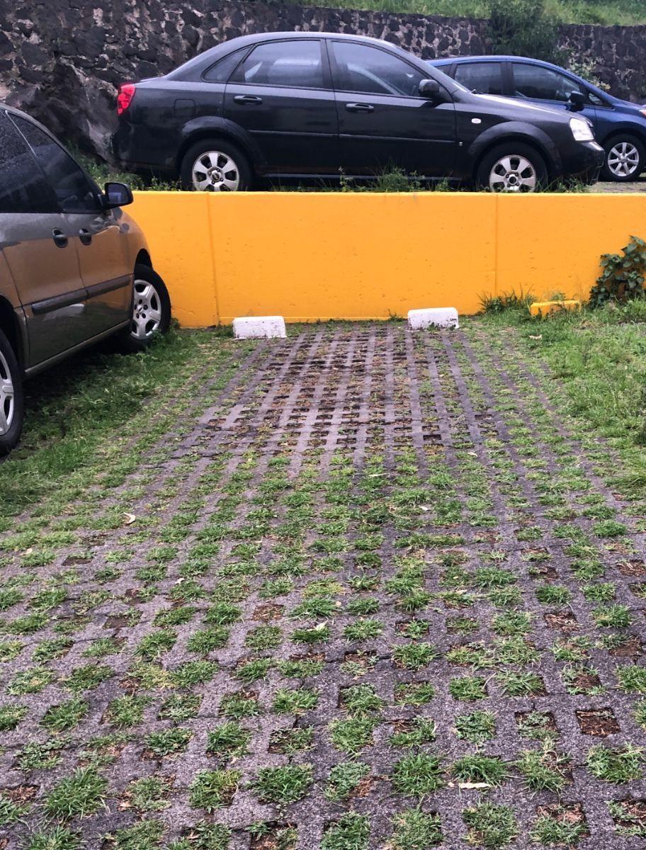 13 de 14: Un lugar de estacionamiento compartido