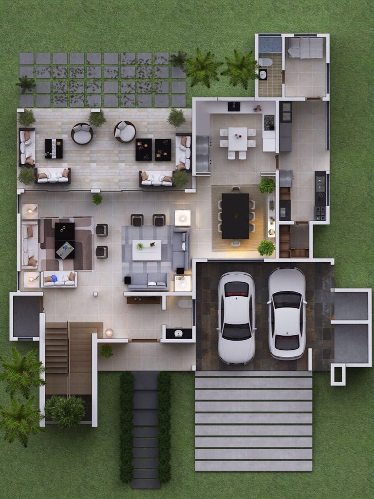 5 de 6: Planta Arquitectónica Primer Piso