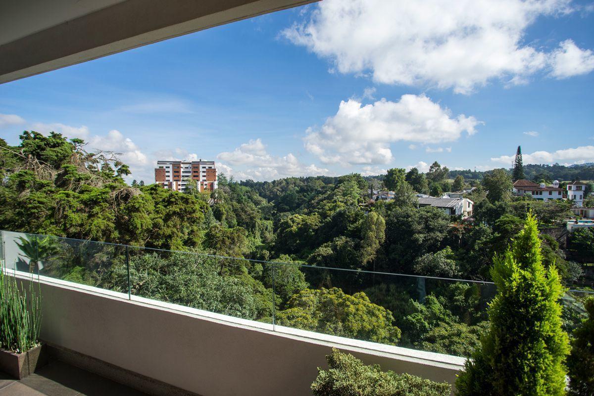 8 de 9: vista desde balcón