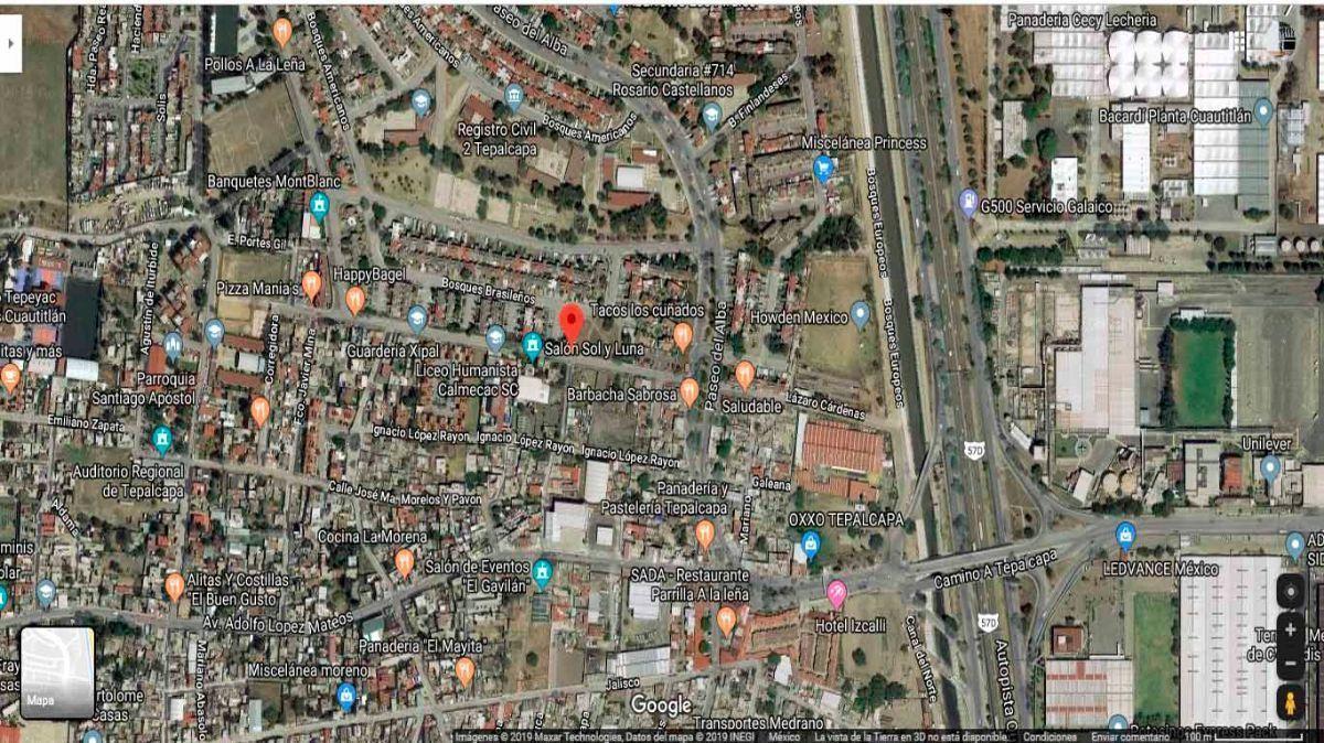 7 de 9: Ubicación, cerca de zona industrial y periferico