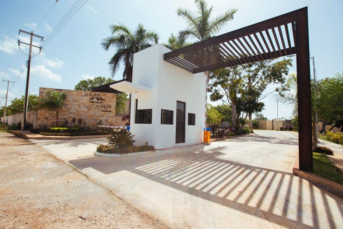 15 de 20: Casa de 1 Planta en Privada en Cholul, Mérida, Yucatán.