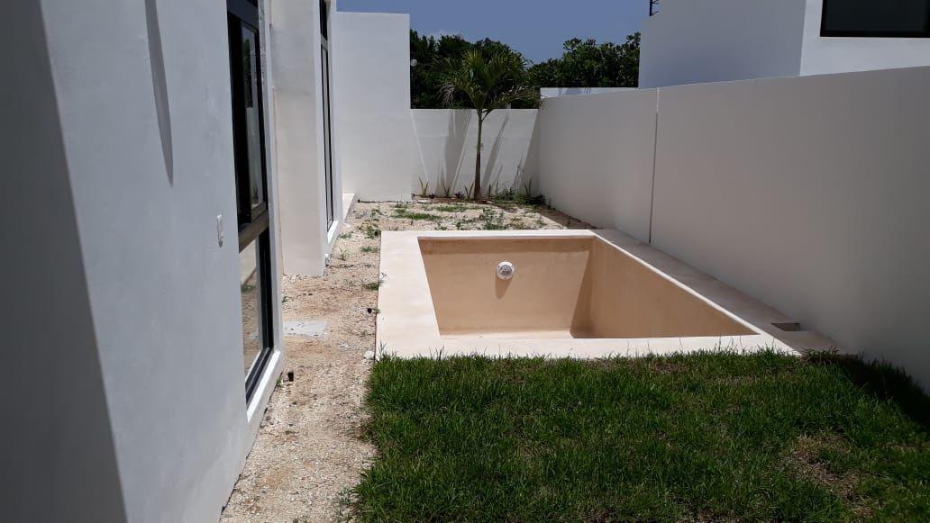 11 de 20: Casa de 1 Planta en Privada en Cholul, Mérida, Yucatán.