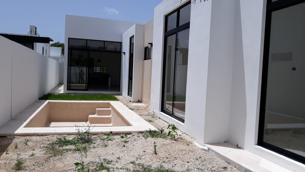12 de 20: Casa de 1 Planta en Privada en privada en, Mérida, Yucatán.