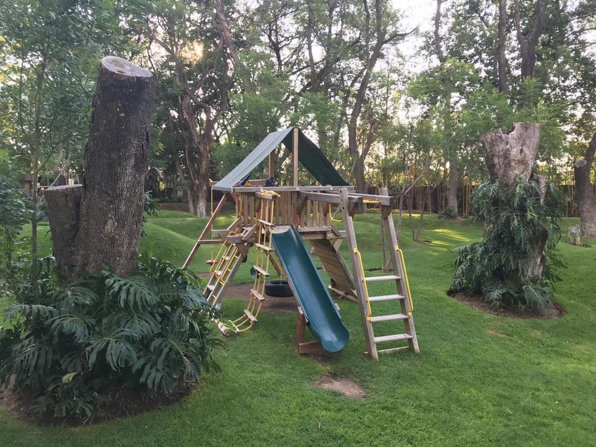 25 de 25: Juegos infantiles en los jardínes de Central Park