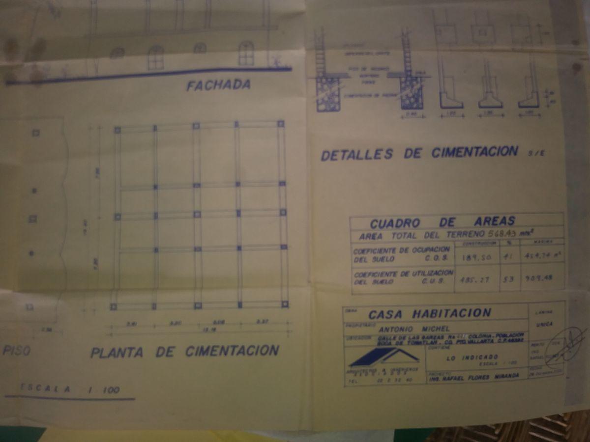 5 de 26: Construction Plans