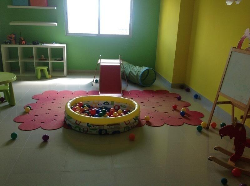 11 de 14: Area de Juego Infantil