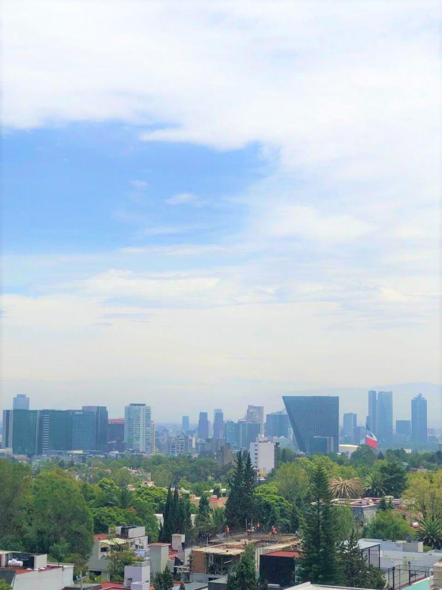 17 de 18: vista de de la terraza