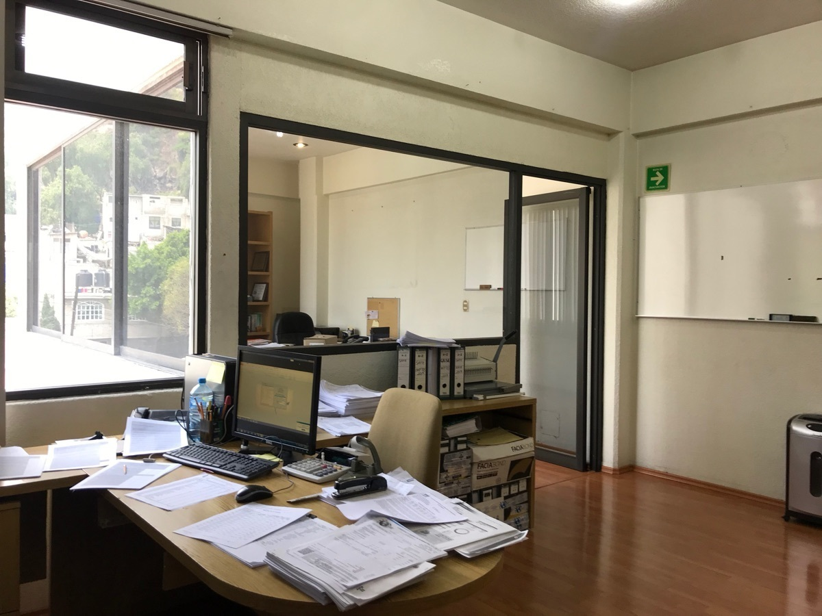 35 de 48: 4º Nivel oficina privada