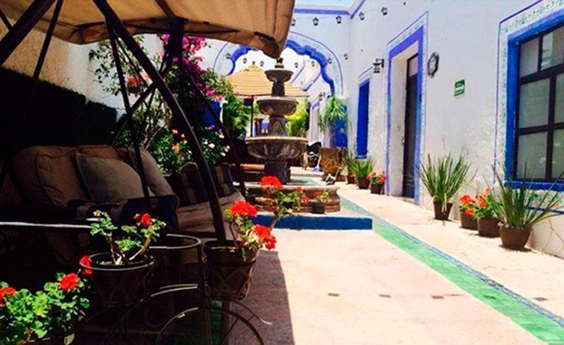 4 de 9: Hotel en venta Querétaro