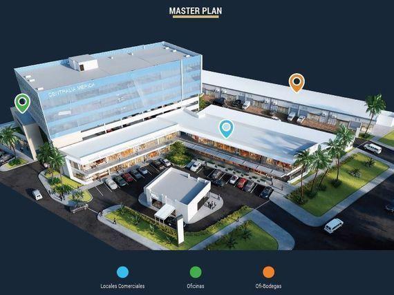 3 de 7: OFICINAS EN RENTA EN CENTRALIA BUSINESS PARK Y PLAZA MÉRIDA