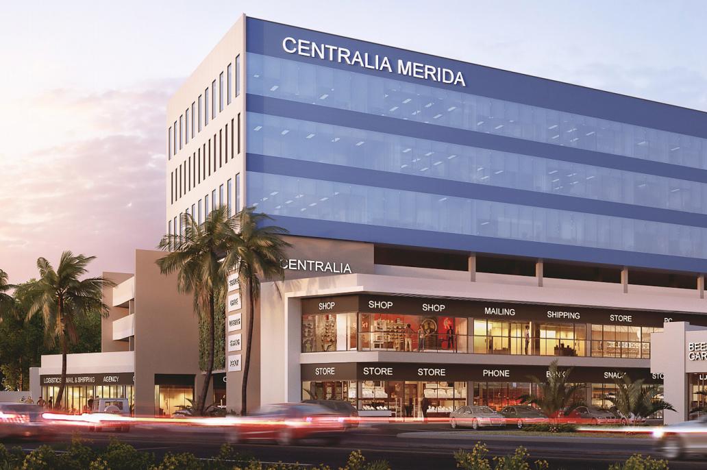 1 de 7: OFICINAS EN RENTA EN CENTRALIA BUSINESS PARK Y PLAZA MÉRIDA