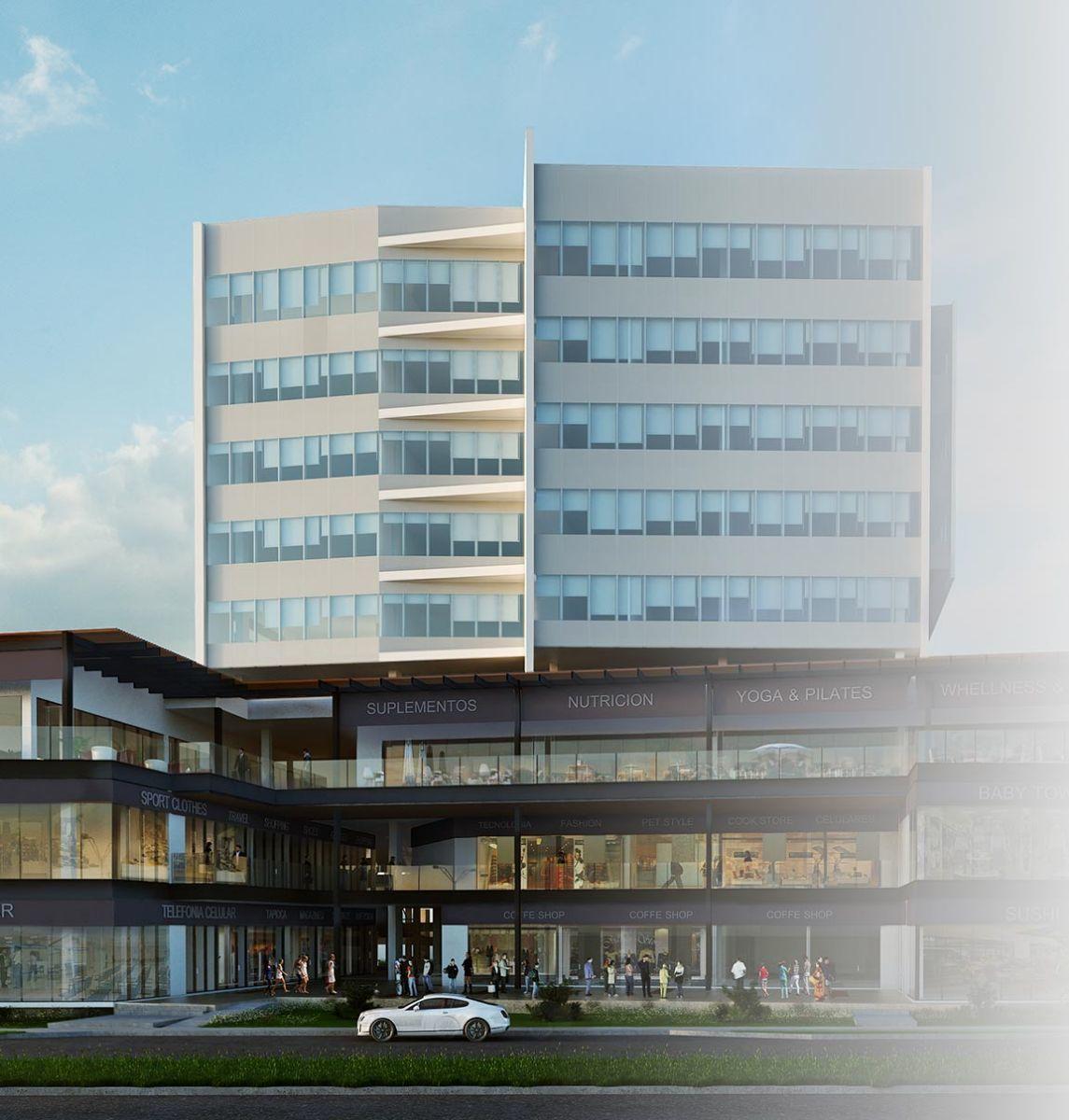 5 de 7: OFICINAS EN VENTA EN CENTRALIA BUSINESS PARK Y PLAZA MÉRIDA