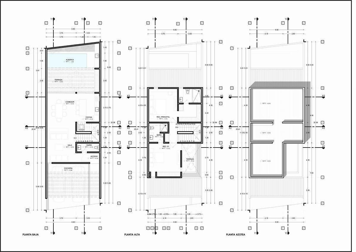 10 de 10: Plano Arquitectónico