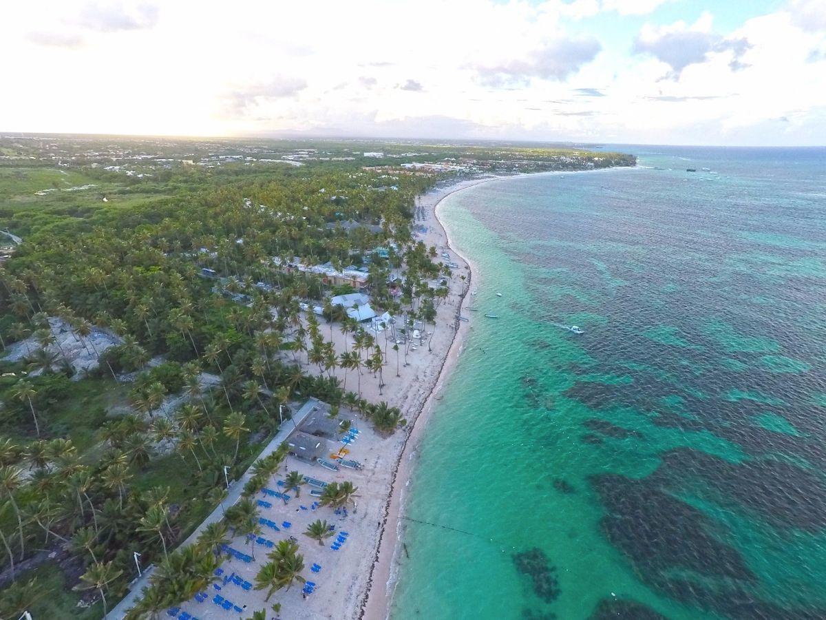 2 de 21: condo punta cana ocean view drone elcoinvestdr
