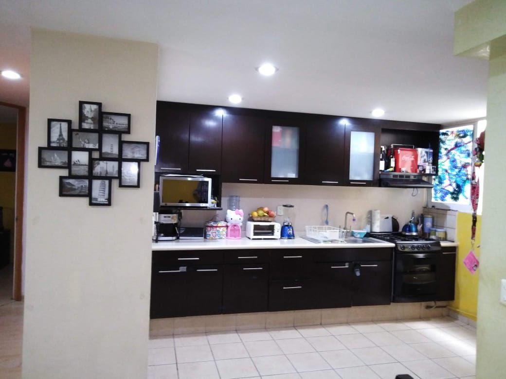 7 de 20: Amplia Cocina abierta con ventilación natural