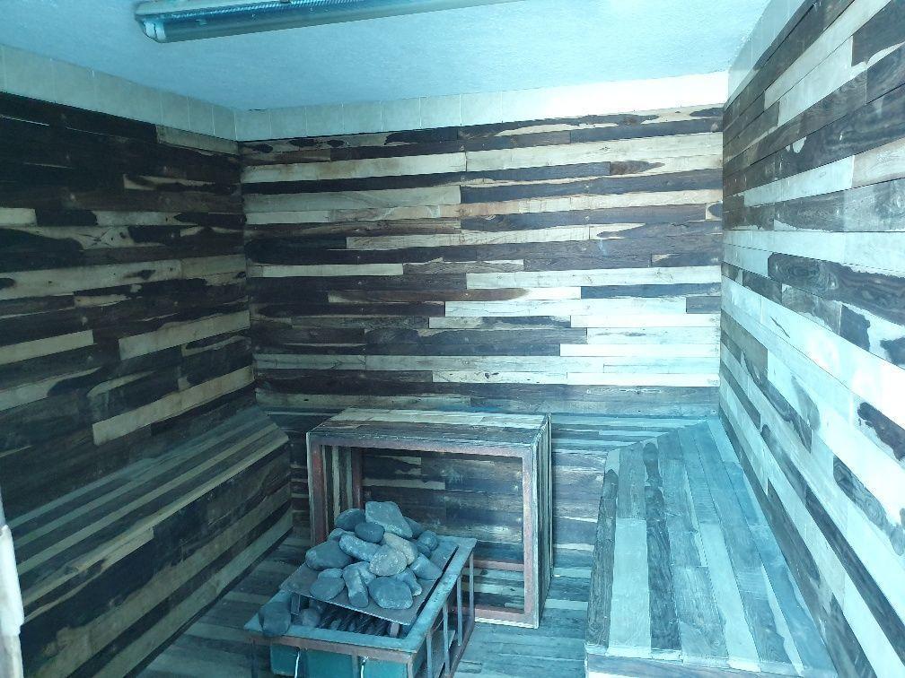 12 de 24: Sauna