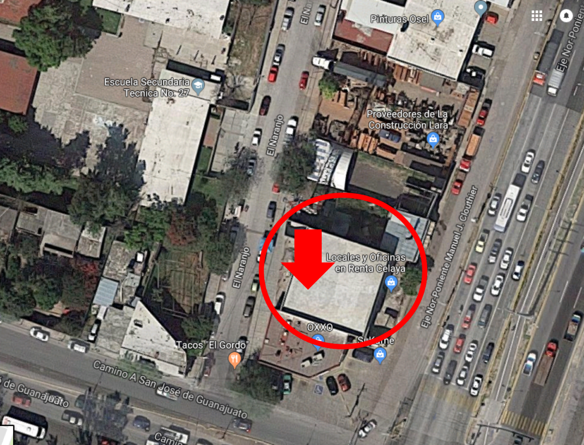 12 de 14: Localización satelital