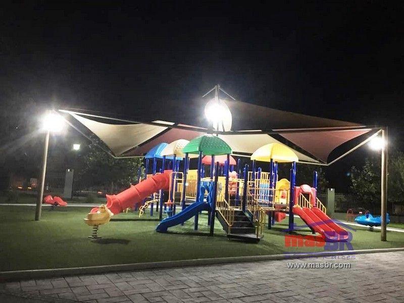 23 de 23: Juegos infantiles con iluminación