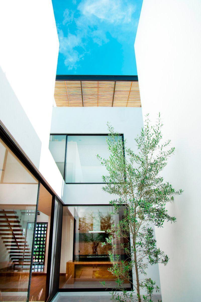 5 of 14: Ventanales patio interior