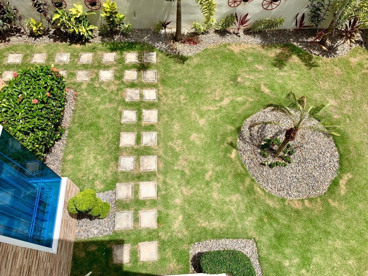 8 de 8: Vista aerea del Jardin