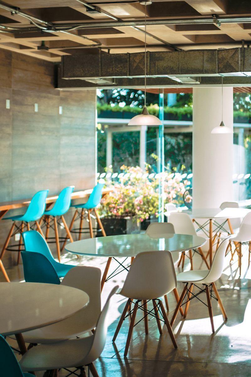 7 de 12: Cafetería comedor
