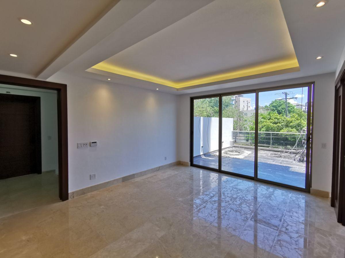 1 de 24: Sala - terraza privada