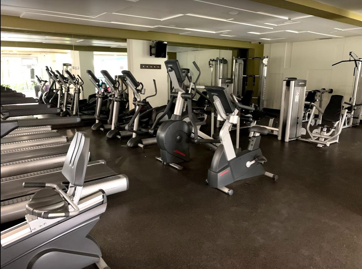 10 de 11: Gym
