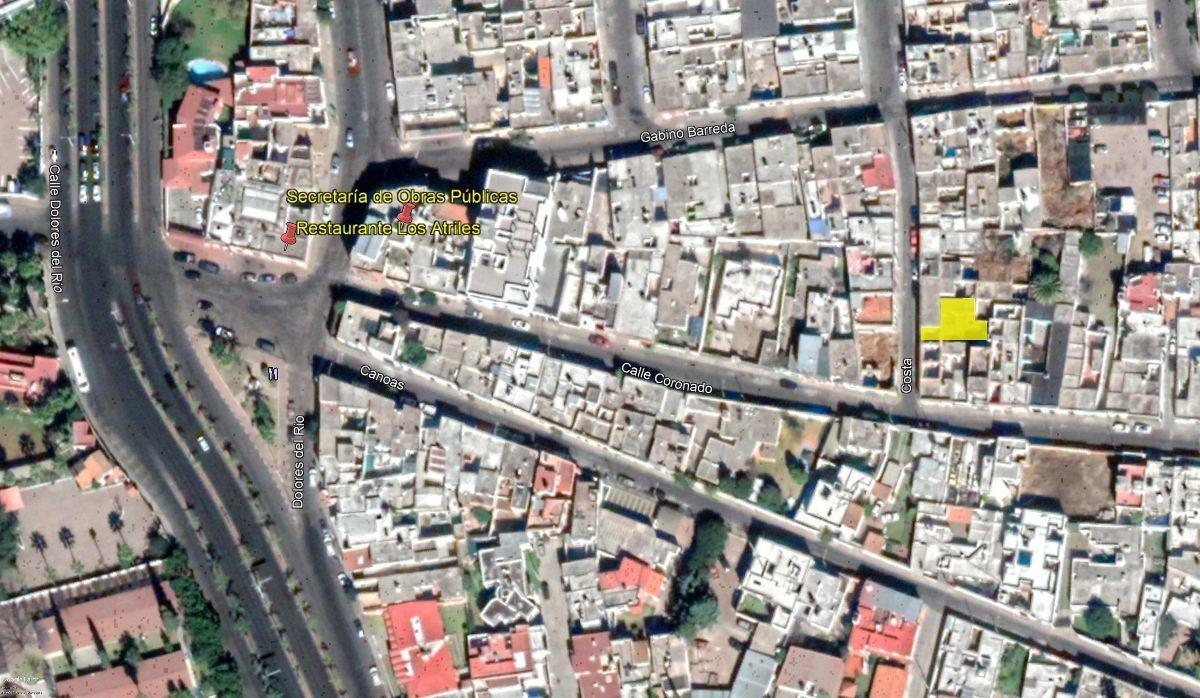 1 de 4: A una cuadra de Blvd Dolores del Río