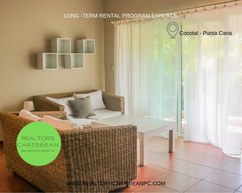 1 de 16: Cocotal punta cana bavaro apartamento en alquiler