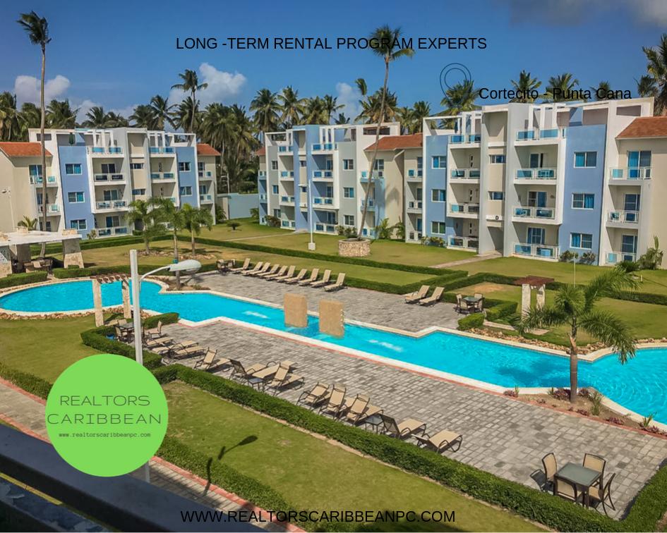 8 de 10: Apartamento alquiler cortecito Bavaro Punta Cana