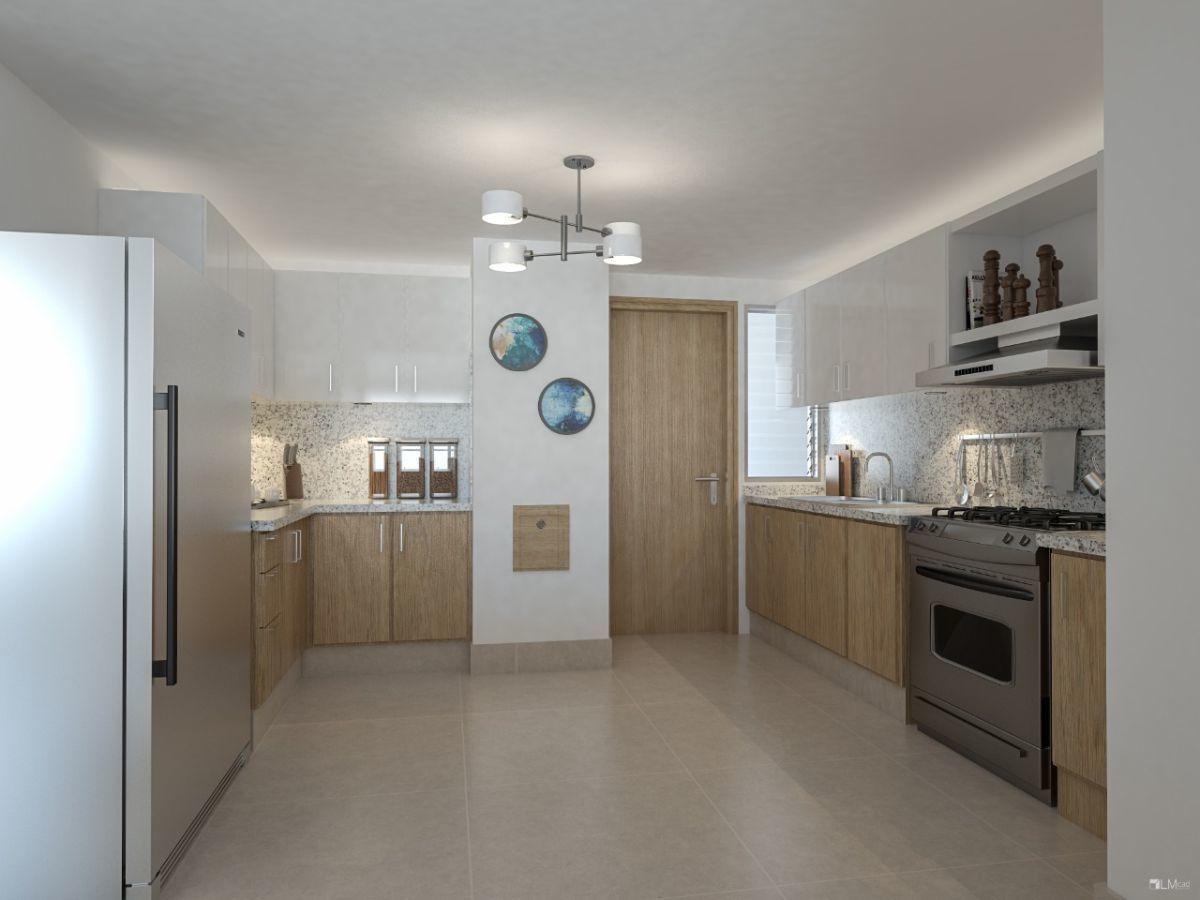 9 de 9: cocina 2 habitaciones