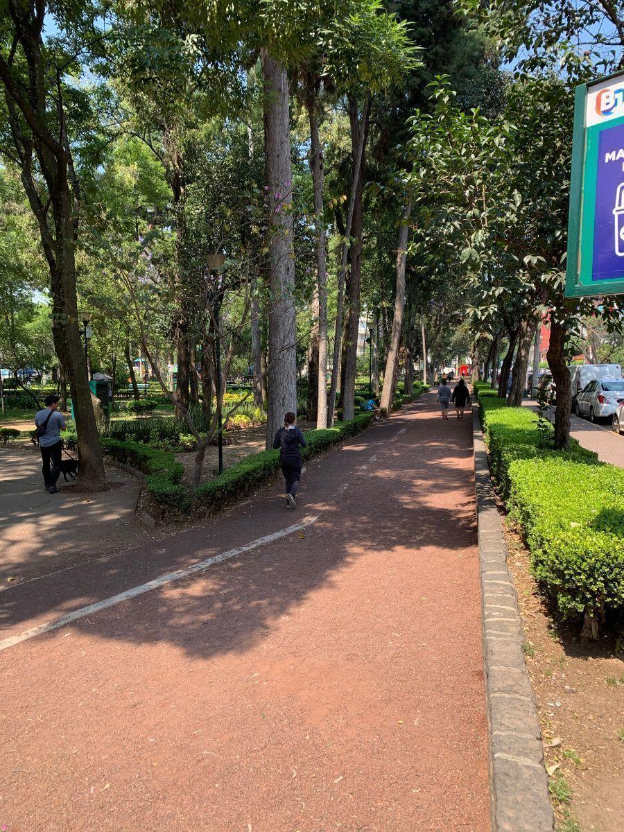 16 de 17: Parque Las Arboledas a dos cuadras
