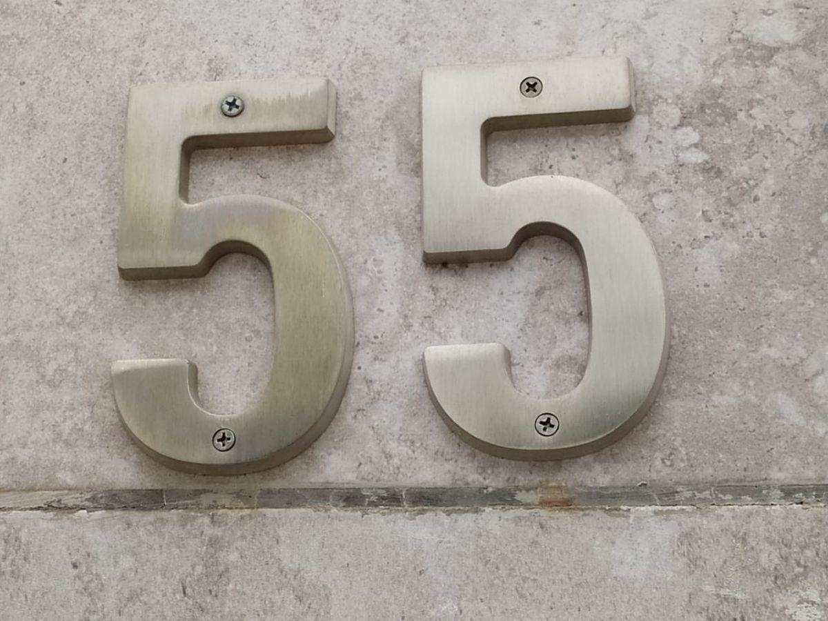 3 de 40: Número