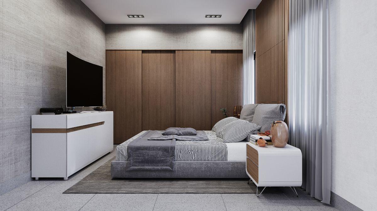 3 de 7: Dormitorio