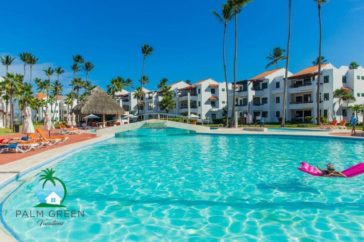 18 de 45: Vacation Rental Punta cana Stanza Mare 2 bedrroms PALMGREENV