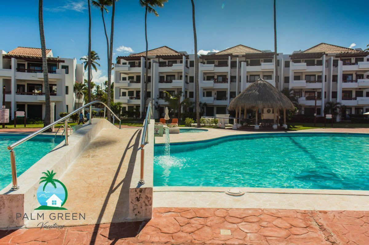19 de 45: Vacation Rental Punta cana Stanza Mare 2 bedrroms PALMGREENV