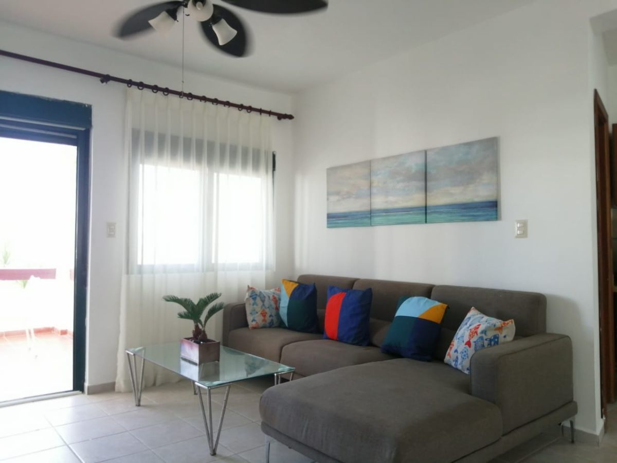 2 de 45: Vacation Rental Punta cana Stanza Mare 2 bedrroms PALMGREENV
