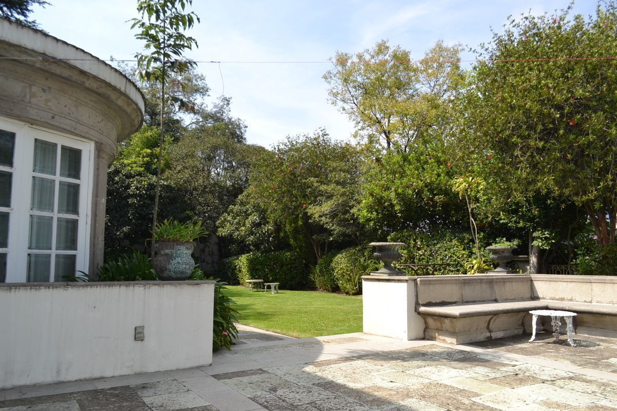 36 de 38: Terraza jardín