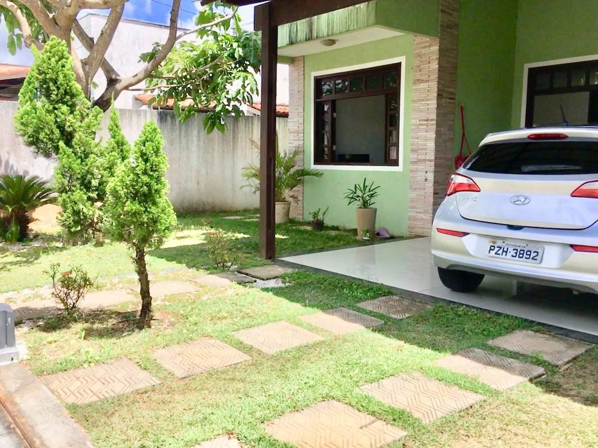 2 de 25: Jardim e garagem