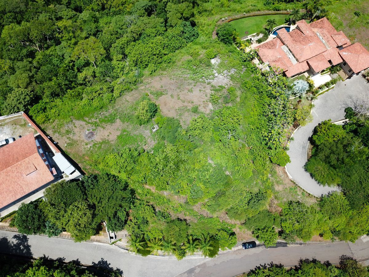4 of 4: Aerial view of the lot