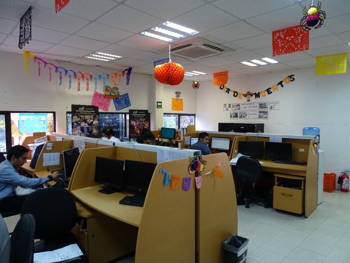 11 de 16: Espacio de oficinas administrativas