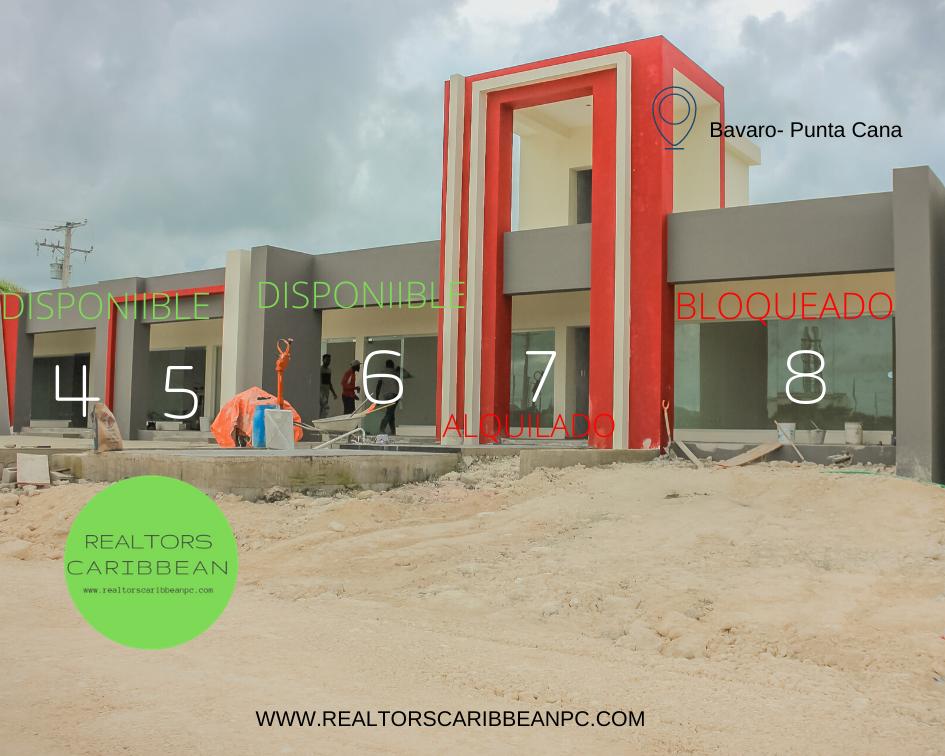 11 de 16: Locales Comerciales Bavaro Punta Cana