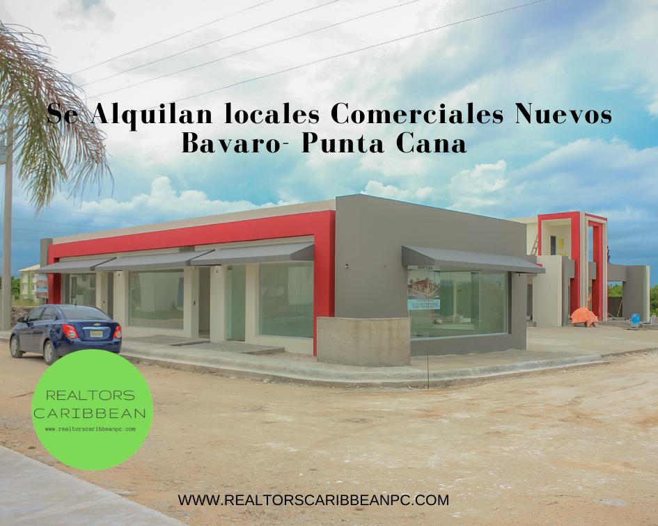 13 de 16: Locales Comerciales Bavaro Punta Cana