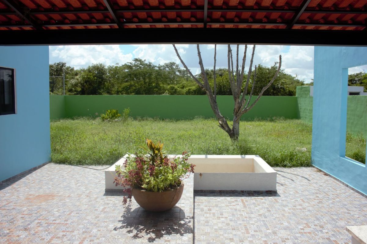 14 de 20: Terraza,  Piscina y Jardín