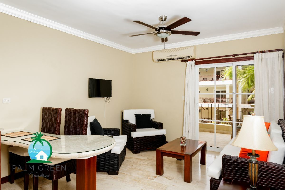 2 de 34: Vacation rental punta cana whitesands