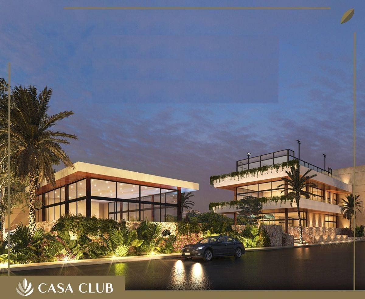 9 de 13: Casa Club