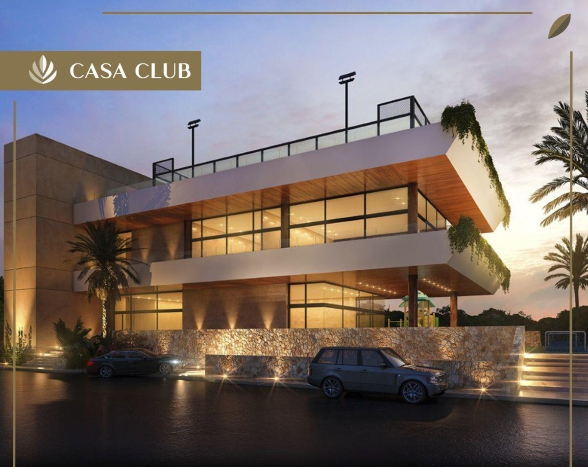 10 de 13: Casa Club