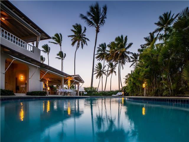 8 de 50: Villa ocean Front  dormitorios Villa oceande grupo punta can